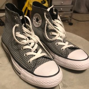 High top women's converse